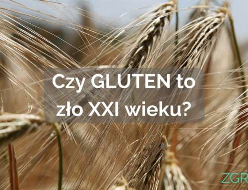 Czy gluten to zło XXI wieku?