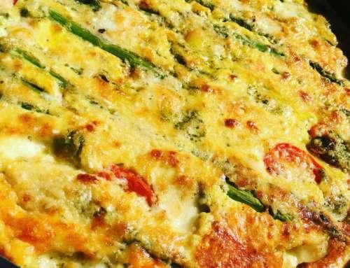 Tarta z warzywami- czyli sprzątamy lodówkę ;)