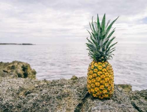 A jak ananas