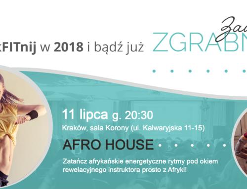 Afro House w Krakowie!