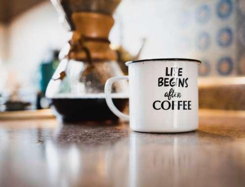 6 powodów, dla których warto pić kawę